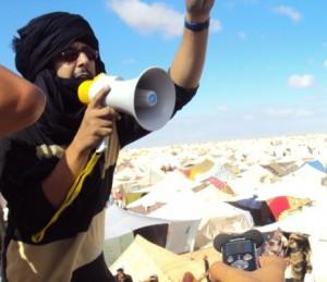 Ennama Asfari, defensor de DDHH, actualmente en la c+írcel marroqu+¡ de Sal+¬.