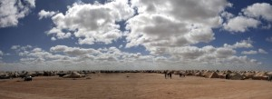 Panoramica Gdeim Izik-foto de Anthony Jean miembro de Resistencia Saharaui France