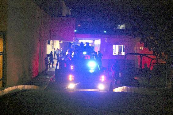 Atacan a balazos a vecino de Villa Juárez, Navolato