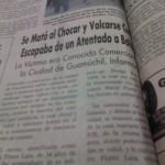 La muerte de Mario Flores