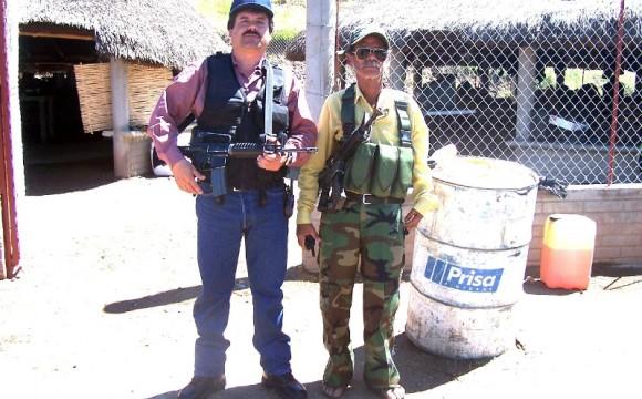 El refrito de la muerte del 'Chapo' Guzmán