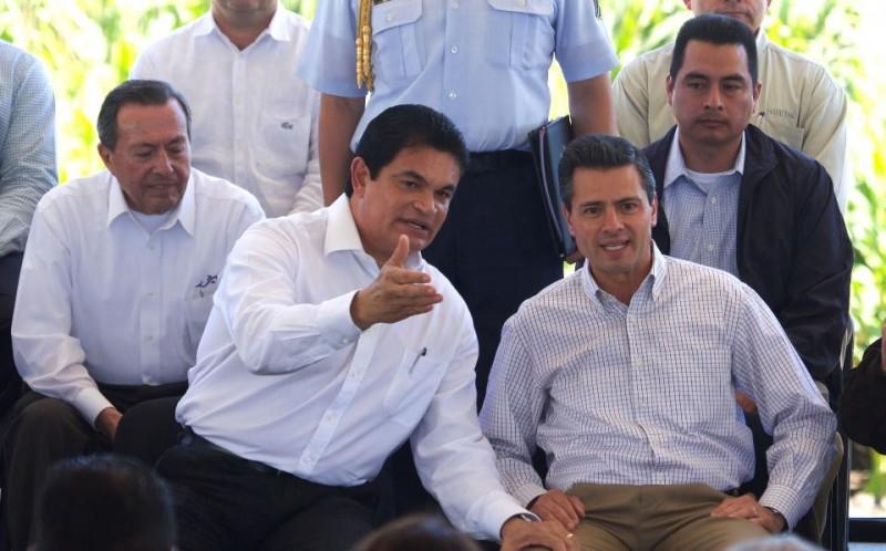 Dios y Enrique Peña Nieto están conmigo: Malova