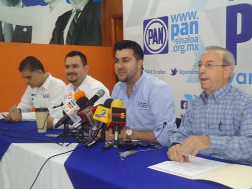 Elige PAN a dirigentes municipales en Navolato, Angostura y El Fuerte