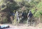 Se enfrenta Ejército con grupo armado en Guamúchil