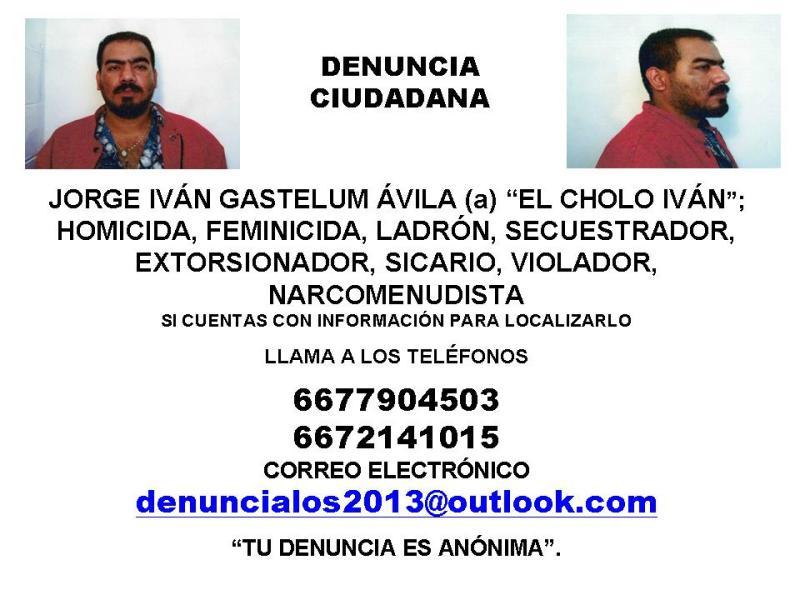 "Vinculan bodega de Guamúchil con el ""Cholo Iván"""
