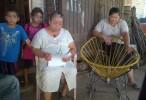 Familia González Villarreal abandona vivienda