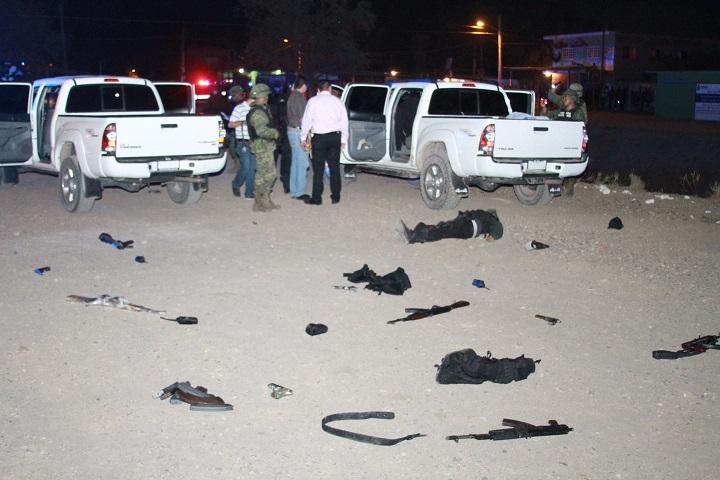 "Vincula PGJE a célula criminal de ""Los Chimalis"" con varios homicidios"