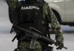 Marina continúa operativos en Culiacán; detiene a tres con armas y droga