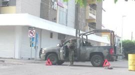 Catea Ejército edificio de departamentos en la colonia Burócrata