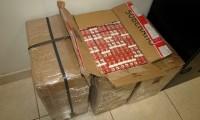 Asegura PGR cigarros ilegales a empresas de paquetería en Culiacán