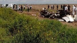 Reportan que sicarios derribaron avioneta de Guasave en Chihuahua