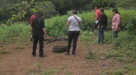 Encuentran cadáver putrefacto en El Salado