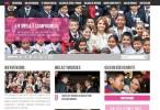 """""""La Gaviota"""" estrena sitio web para difundir actividades"""