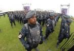El gobierno de Peña manda a Gendarmería para combatir saqueos en Los Cabos