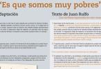 Un cuento de Juan Rulfo, mutilado y alterado por la SEP