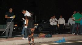 Fallece joven arrollado por chofer que de dio a la fuga en La Presita