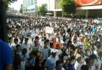 'Acarrea' la UAS miles de estudiantes por Ayotzinapa