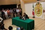 Cae gobernador de Guerrero; se perfila Mojica como interina