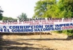 Policías sí violaron derechos de ejidatarios que protestaban en Choix: CEDH