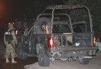 Llega general a Michoacán… mueren dos militares en balacera