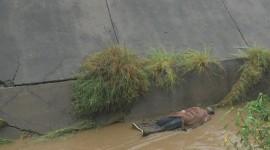 Localizan a joven 'encobijado' en el arroyo de El Piojo
