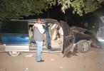 Choca con patrulla en persecusión: un muerto y cuatro heridos
