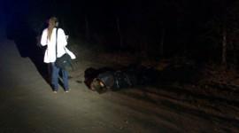 Encuentran cadáver 'embolsado' en Bellavista