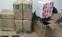 Siguen decomisos de químicos en empresas de paquetería