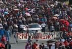 Ayotzinapa: la terca memoria a cuatro meses