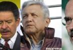 Sin inicar campañas, aterrizan conflictos internos en PAN, PRD y Morena