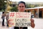 El reportero Moisés Sánchez aparece degollado