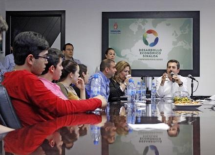 Gas natural, un impulsor del desarrollo en Sinaloa: Sedeco