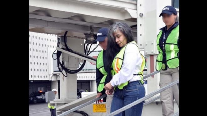 Ordena tribunal liberación de Sandra Ávila, 'La Reina del Pacífico'