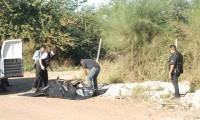 Hallan cuerpo calcinado de un hombre cerca de la Feria Ganadera