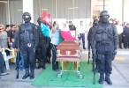 Rinden honores a director de la Policía de Badiraguato
