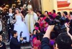 La boda de 'novela' de Manuel Velasco y Anahí