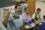 Asistió Vargas Landeros a evento con Quirino Ordaz, acusa PAN