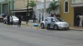 Asesinan a sujeto frente a oficinas de candidato de Morena