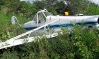 Piloto de avioneta resulta herido al desplomarse en Palmitas
