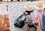 Padres de los 43 piden al 'narco' apoye la búsqueda