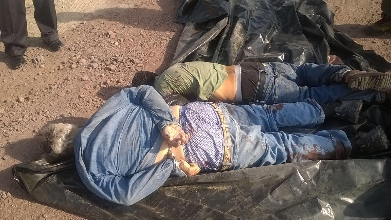 Ejecutan a balazos a hermano del 'Chapo' Guzmán