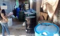 Catea PGR casa en Pericos y halla 'narcolaboratorio'
