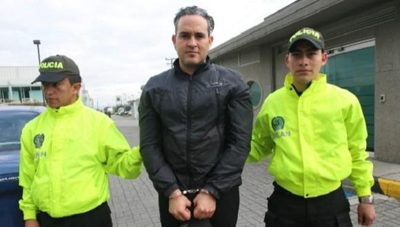 """Cae """"El Lacosste"""", supuesto operador del cártel de Sinaloa en Bogotá"""