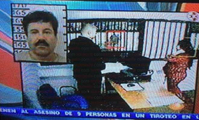 "La diputada del PAN Lucero Sánchez sí visitó a ""El Chapo"", revela abogado"