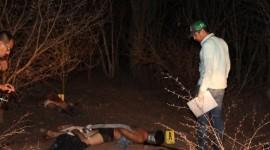 Torturados y asesinados encuentran a dos jóvenes en Culiacán