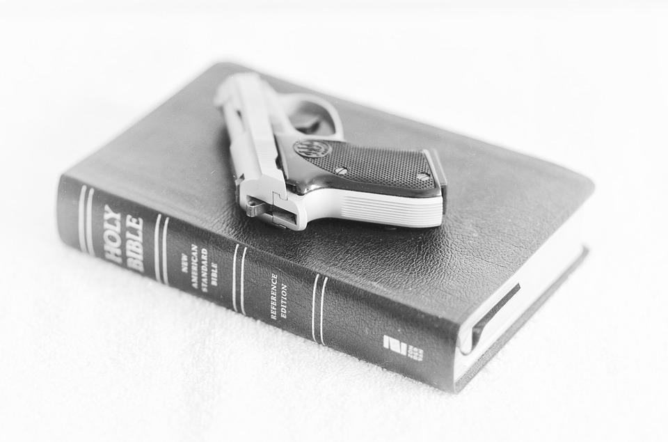 Pistola Libro