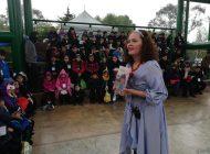Entrevista | Para Georgina Martínez, los niños de Sinaloa necesitan literatura sobre sus realidades