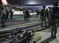 Nacional | Cuerpo de Guardia Nacional abatido en Culiacán llega a Veracruz