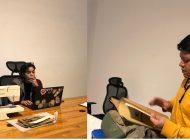 Estudio Abierto | María Aurora Acosta y Cesar Hernández Sosa mostrarán sus procesos creativos