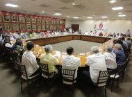 Coronavirus | Confirman nuevo caso en Los Mochis; gobernador se reúne con rectores y directores
